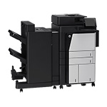 HPHP HP LaserJet Enterprise flow 多功能事務機 M830z(CF367A)